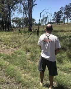 Taking a leak in the Queensland outback aka the middlehellip